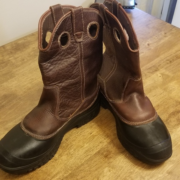 225666c489a Wolverine Mens Swamp Monster Boots